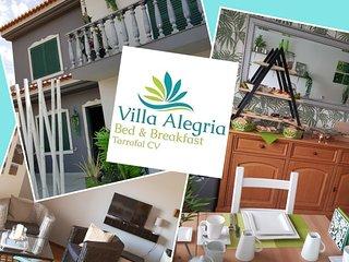 Villa Alegria B&B - Boek je favoriete kamer incl ontbijtbuffet