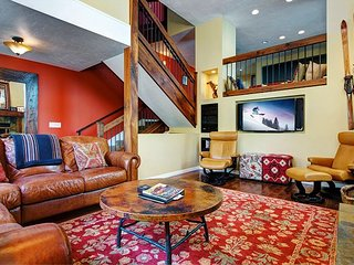 3BR Rental in Old Town Park City, Close to Skiing & Downtown, Sleeps 9