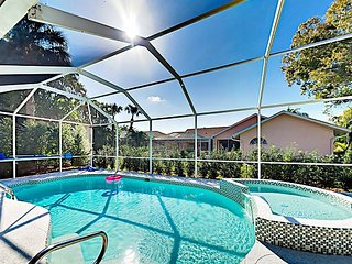 Exceptional Home w/ Beautiful Master Suite, Screened Pool