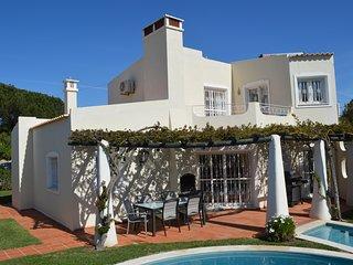 Villa in Vilamoura, Central Algarve, Le Club, near Hilton Hotel and Pinhal Golf