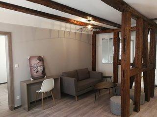 Chez Anne Sophie *** 4 rooms 2 bathrooms city cent