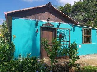 Casa San Miguel tranquilo lugar frente al mar