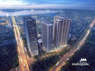 LUXURY APARTMENT LAKE VIEW at Vinhomes Metropolis Hanoi