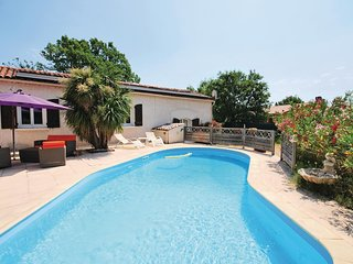 Beautiful home in Le Luc w/ WiFi and 0 Bedrooms
