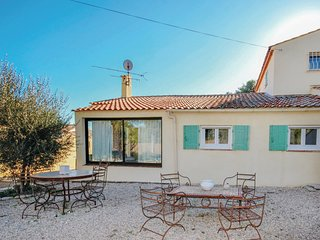 Stunning home in Roquebrune sur Argens w/ WiFi and 1 Bedrooms (FCV852)