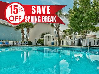 15%OFF Now - 4/6/19! Community Pool, Near Beach, Beachfront Dining +VIP Perks