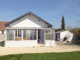 Beautiful home in Bernieres-Sur-Mer w/ 1 Bedrooms