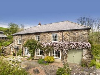 The Mill House, Heasley Mill - Pretty country cottage for up to 6 guests, dog-fr