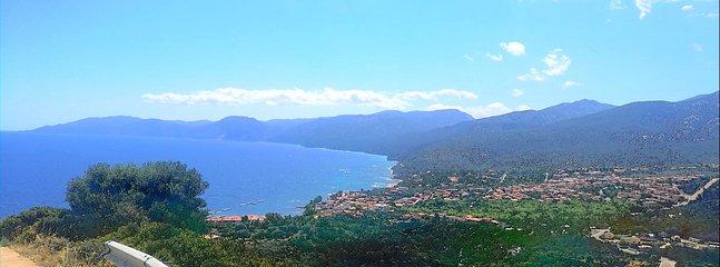 Vista desde el Monte Irveri