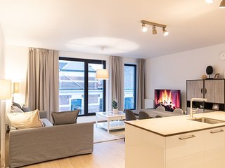 2BR Furnished Flats near Antwerp City Center