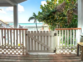 Chai' Beach House, located in the nicest location on Ambergris Caye,