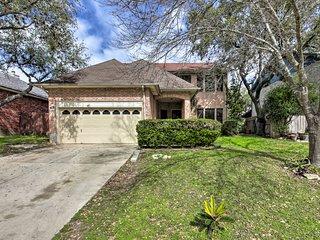 NEW! Family Home w/Backyard - 17 Mi to San Antonio