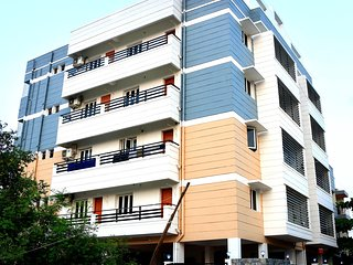 Luxe Homestay (Classic 3BHK ECR)