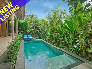 Tropical 3 Bedroom Villa1 in Nyanyi Beach'