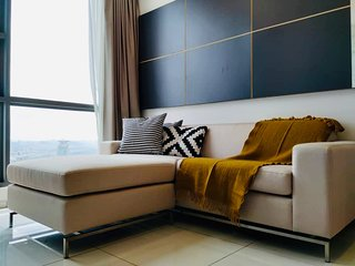 Bukit Bintang, Penthouse Suite - 500m to MRT | KLCC | Vacation | Family