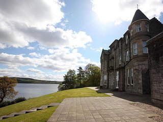 Number 4 Lomond Castle - Sleeps 4