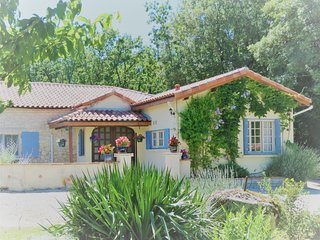 Le Cottage at Las Razes peaceful, comfortable accommodation for 4