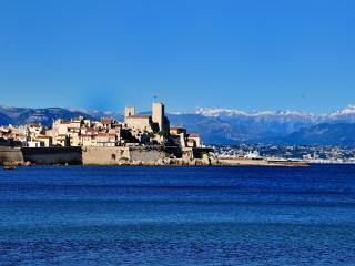 French Riviera, Antibes
