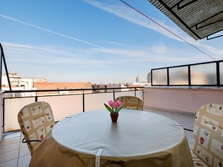 Top Central Studio Knez Mihailova ★ Huge Terrace & City view