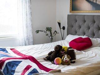 Klintvagen Apartments - One-Bedroom flat with Garden View (Unit 1)