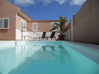 Lovely Relax Villa with Private Pool and Wi-fi in Corralejo