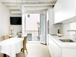 Exclusive city center flat in the heart of BCN