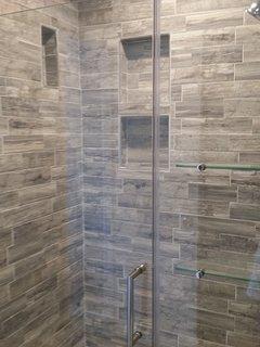 Master bathroom.  Totally redone in 1st quarter 2018!