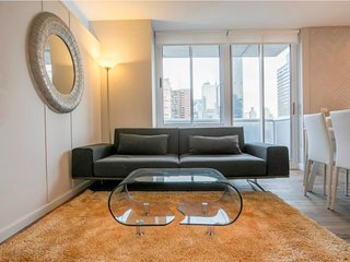 30C-WEST 43 ST. 2BR-POOL-DOORMAN-BALCONY