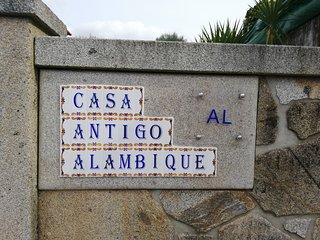 Casa Antigo Alambique
