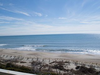 Tastefully Decorated, Oceanfront Double Condo