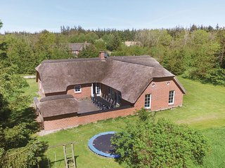 Stunning home in Ulfborg w/ Sauna, WiFi and 6 Bedrooms