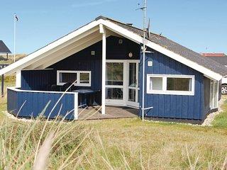 Amazing home in Hvide Sande w/ Sauna and 3 Bedrooms