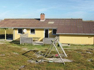 Awesome home in Hvide Sande w/ Sauna, WiFi and 4 Bedrooms (A4152)