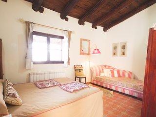 Apartamento Rural ideal para 2/3 personas en Villasexmir, Valladolid