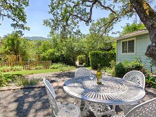 Glen Ellen Home w/Lush Yard & Pool in Wine Country