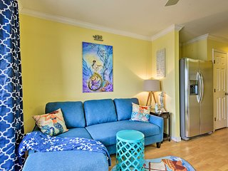 Corpus Christi Beachfront Condo w/Pool Access
