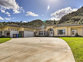 NEW! Mountainside San Diego Area Executive Home!