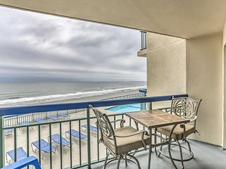 North Myrtle Beach Condo w/ Pool & Ocean Access!