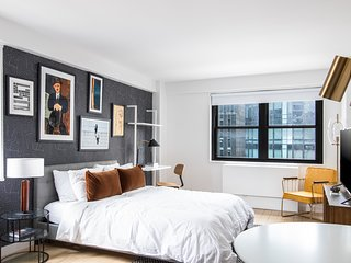 Beautiful Studio in Midtown East by Sonder