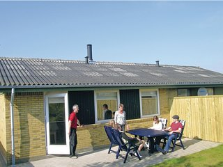 Beautiful home in Skagen w/ 1 Bedrooms and WiFi (A01705)