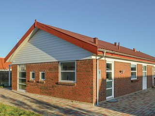 Beautiful home in Skagen w/ WiFi and 3 Bedrooms (A01998)