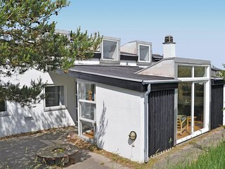 Amazing home in Hirtshals w/ Sauna, 4 Bedrooms and WiFi (A03855)