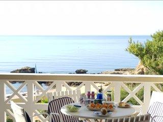 magnifique appartement en bord de mer