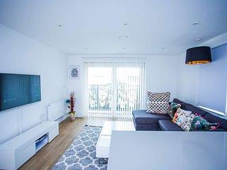 Luxury 2 bed Apartment