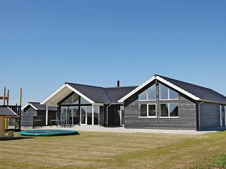Amazing home in Lokken w/ Sauna, WiFi and 7 Bedrooms (A07392)