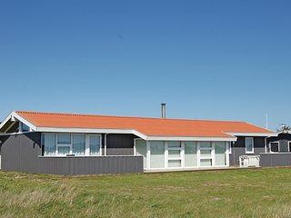 Nice home in Lokken w/ Sauna, WiFi and 4 Bedrooms (A07395)