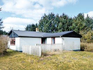 Beautiful home in Løkken w/ Sauna and 3 Bedrooms (A07501)