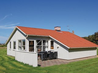 Amazing home in Lokken w/ Sauna, WiFi and 3 Bedrooms (A07753)