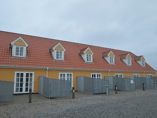Amazing home in Løkken w/ WiFi, 2 Bedrooms and Indoor swimming pool (A08214)