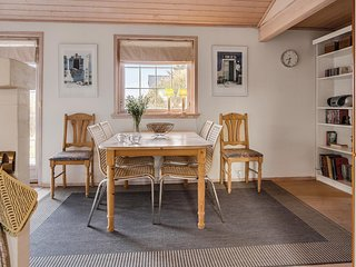 Awesome home in Lokken w/ WiFi and 3 Bedrooms